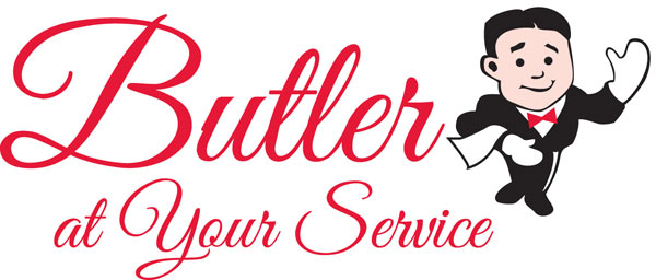 butler at your service logo